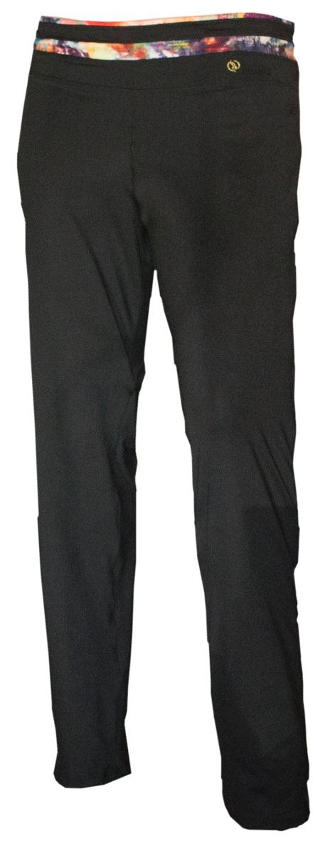 Pantalon Recto Polysap Sublimado En Cintura