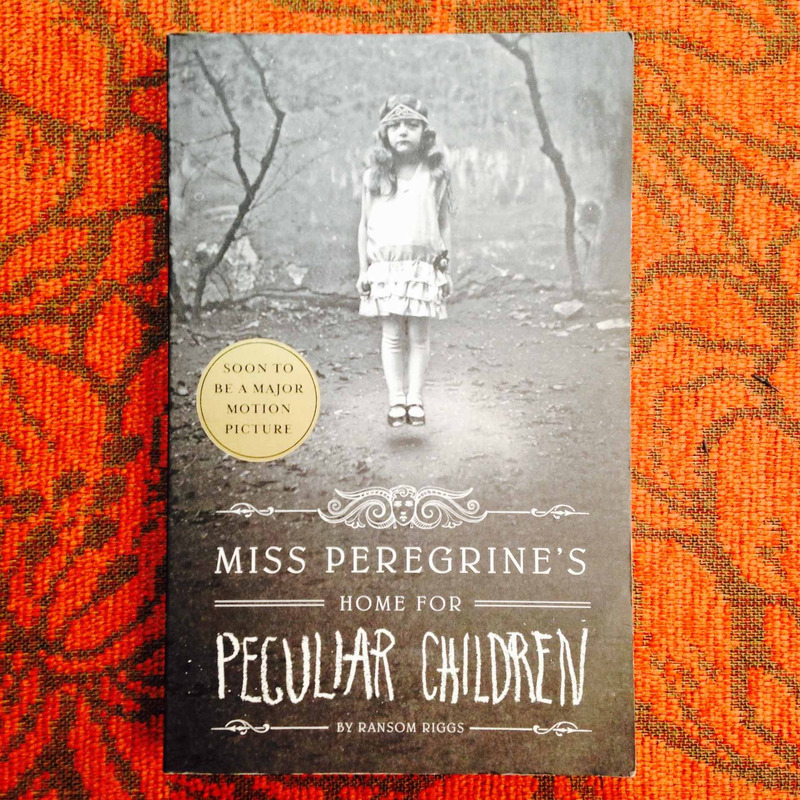 Ransom Riggs.  MISS PEREGRINE'S HOME FOR PECULIAR CHILDREN.