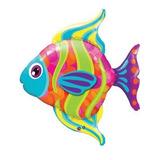 globo pez 1mts desinflado apto helio