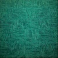 Tecido impermeável Acqua Soleil textura rajada esmeralda
