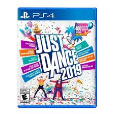 Just Dance 2019 Ps4 Fisico Sellado Nuevo Original