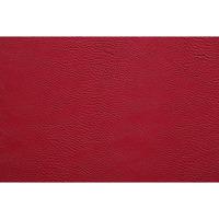 Tecido couro sintético fit lacoste vermelho roma