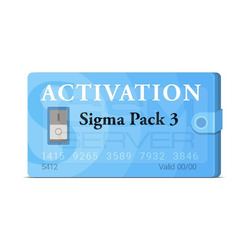 Sigma box PACK 3