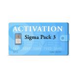 Sigma box PACK 3
