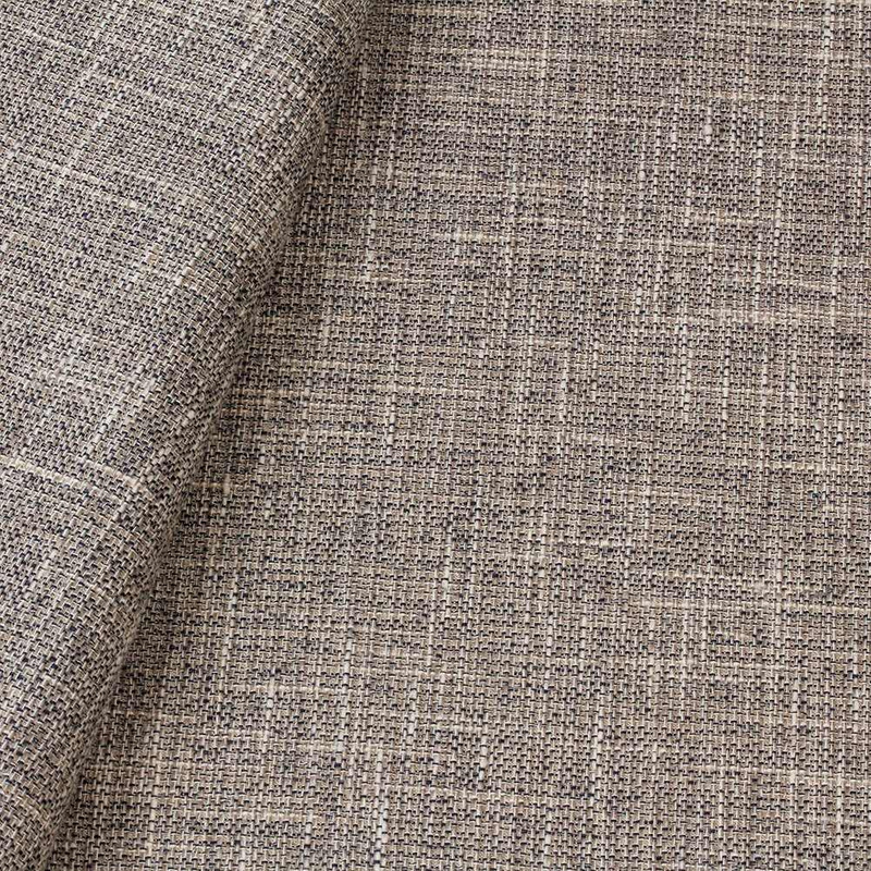Tecido para sofá linho similar azul marinho Coleção Vicenzza