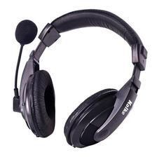 Auriculares Kolke Kmi-102 Pc Micrófono