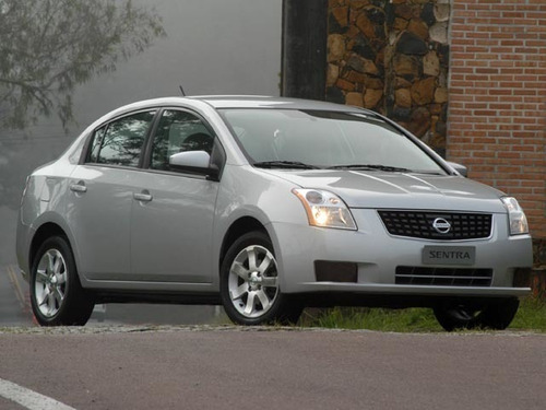 Nissan Sentra 2.0 4p 2008