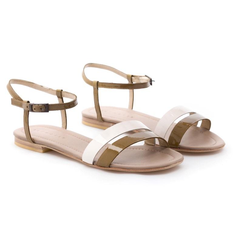 Sandalia Astrid Verde/ Summer Sale 50% OFF