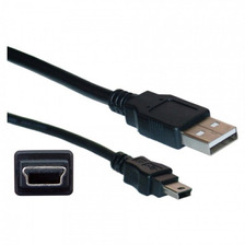 Cable Usb A Mini Usb 1.8 Mts Noganet