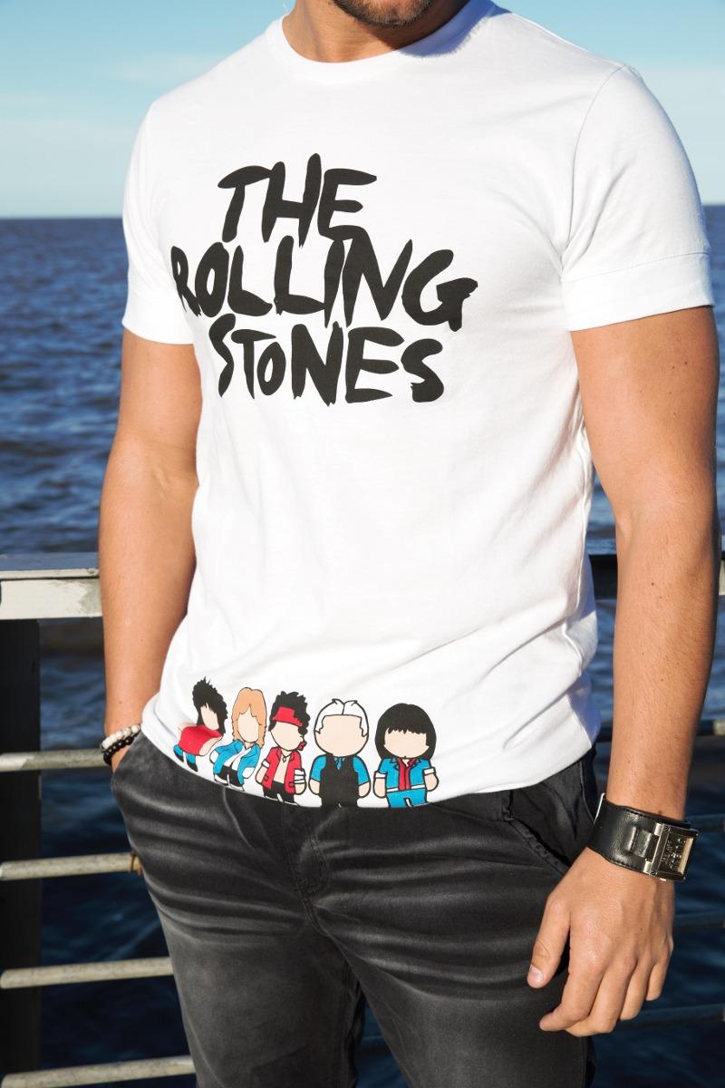 Remera Rolling Stones