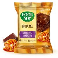 Pao de Mel Sem Gluten - 40g - GoodSoy