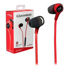 Auriculares Gamer In Ear Hyperx Cloud Earbuds Nintendo Switch Ps4 Xbox Celular Gtia Oficial