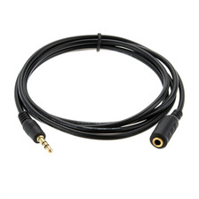 Cable Audio Plug 3.5mm Hembra A Macho Extensor Ac-56 Noganet