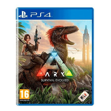 Ark Survival Evolved Ps4 Fisico Sellado Nuevo
