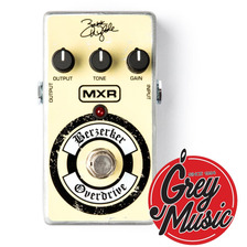 Pedal De Efectos Mxr Zw44 Berzerker Overdrive - Grey Music -