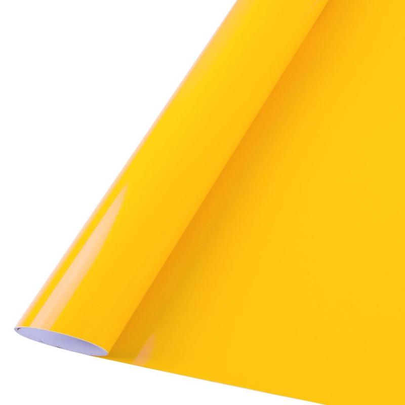 Vinil adesivo colormax amarelo milano larg. 0,50 m