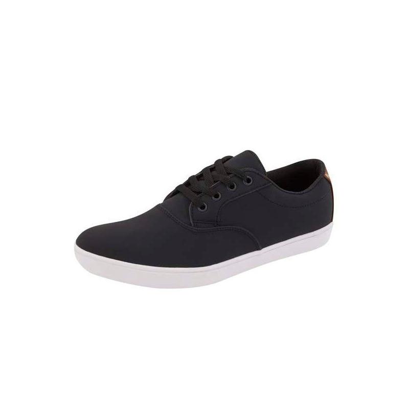 Sneakers negros 018488