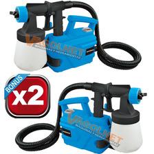 Equipo De Pintar Electrico 500w Gamma X2 Unid Hot Sale