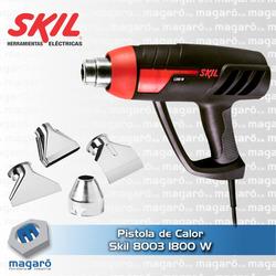 Pistola De Calor Skil 8003 1800w + 4 ...