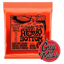 Ernie Ball 2215 Skinny Top Heavy Bottom P/ Eléctrica 010 052
