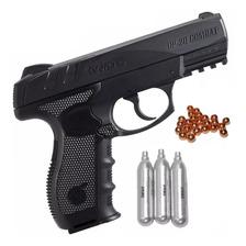 Pistola Aire Comprimido Co2 Gamo Gp-20 Potente Balines Cuota
