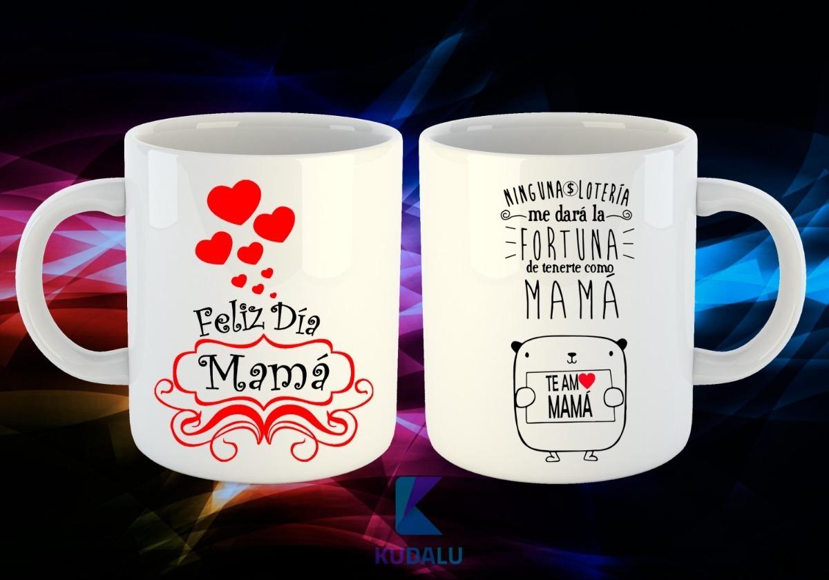 Tazas De Ceramica Mama 1