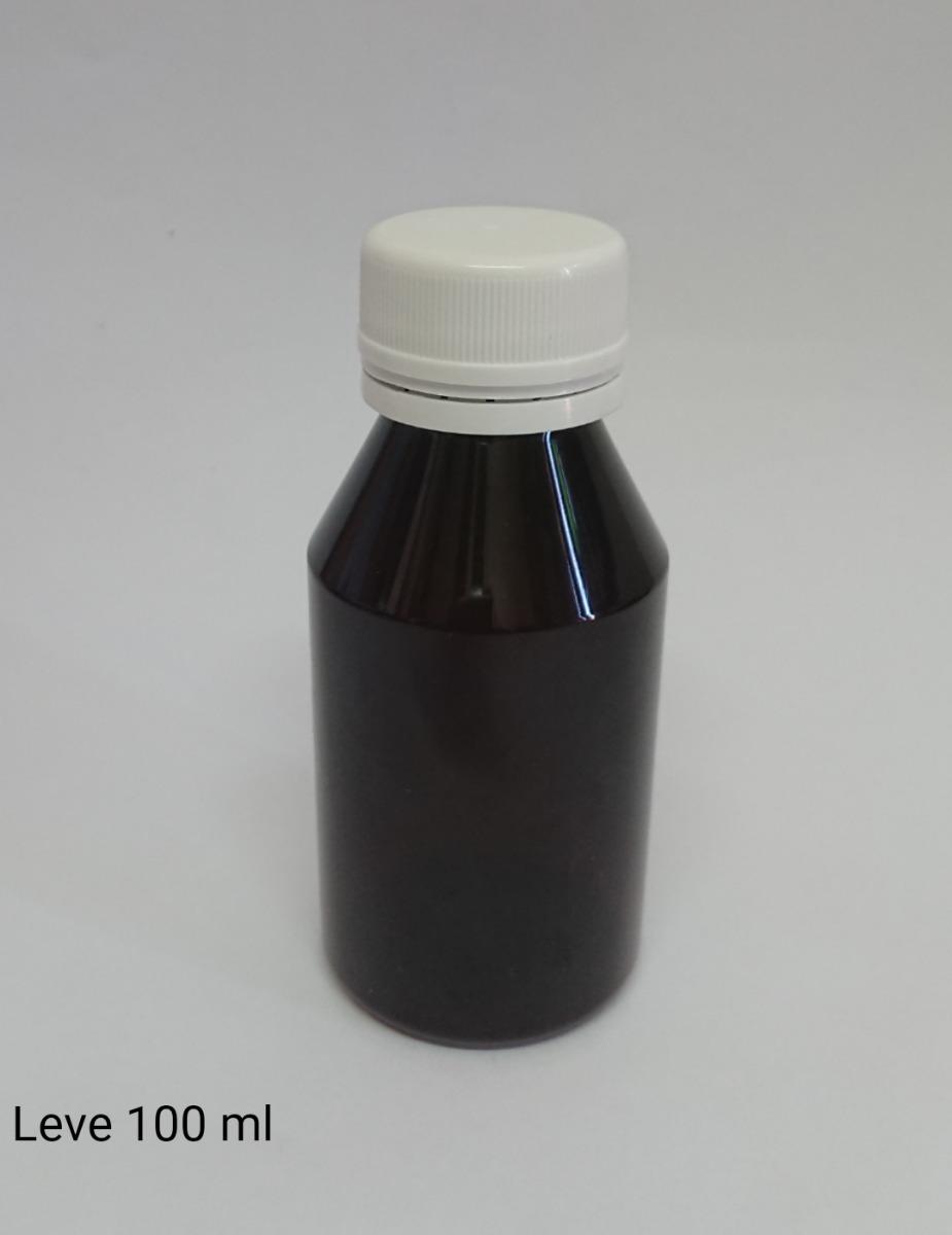 Envases Plásticos Pet 100ml Color C/tapa (100 Unidades)