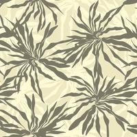 Tecido impermeável Acqua Soleil floral splash neutralle