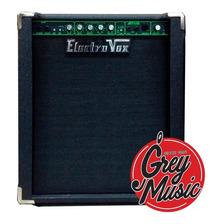 Amplificador Electrovox Bt120 Para Bajo 120w - Grey Music -