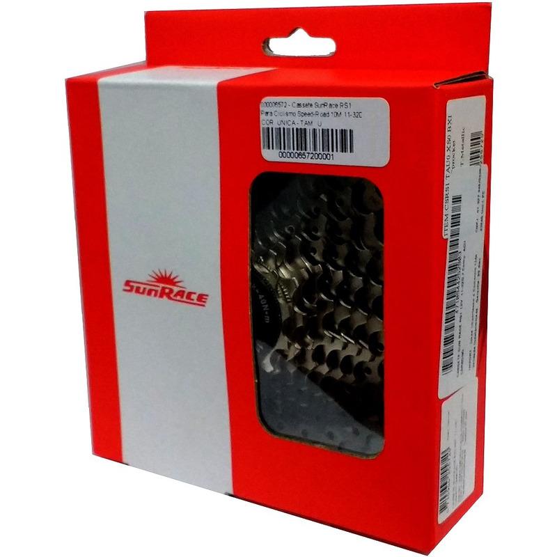 CASSETE SUNRACE RS1 11/32D - 10V - SPEED
