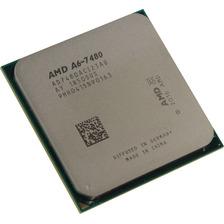 PROCESADOR GAMER AMD A6-SERIES A6-7480 AD7480ACABBOX DE 2 NÚCLEOS Y 3.5GHZ DE FRECUENCIA CON GRÁFICA INTEGRADA