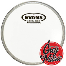 Parches Evans Usa Tt06g1 G1 Clear 6  - Grey Music -