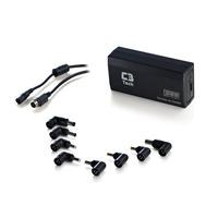 FONTE UNIVERSAL PARA NOTEBOOK 120W COM USB E VEICULAR C3TECH NB-120