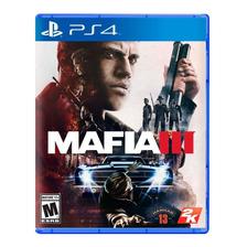 Mafia 3 Ps4 Fisico Sellado Nuevo Original