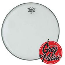 Parche Remo Usa Sa-0112-00 Ambassador Hazy 12  - Grey Music
