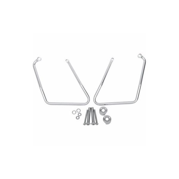 Suporte Mala Lateral Alforge Harley Sportster 04-17 35010159