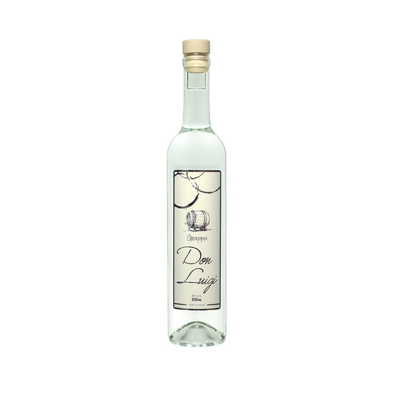 Grappa Don Luigi 500ml - Stoliskoff