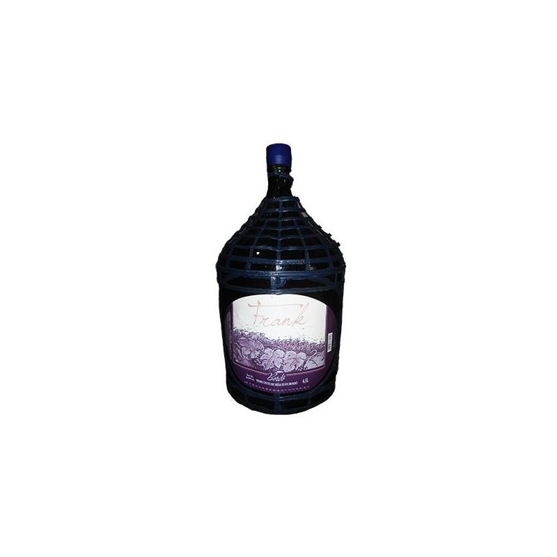 Vinho Tinto Suave Bordô 4,5 L - Frank