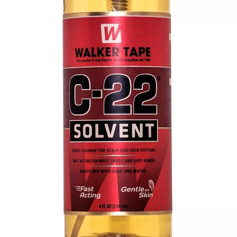 Solvente Removedor de Cola e Fita Capilar Citrus C22 118ml Walker Tape