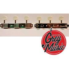 Clavijero Gotoh G-2052-c-n3  Para Guitarra Electrica  3+3