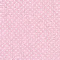 Tecido corino poá rosa bebê Larg. 1,40 m
