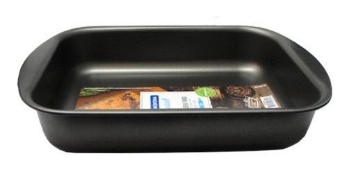 Asadera Fuente 28cm Tramontina  Starflon Antiadherente