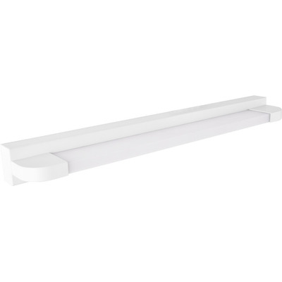 Aplique Camden Pared Difusor 8w Blanco Led Deco Moderno Cie