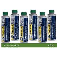 Rheinol Limpiador Circuito de Aceite Kit 6p de 300ml KOSC
