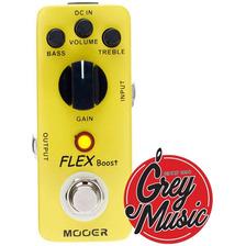 Mooer Flex Boost Micro Pedal De Efecto Para Guitarra