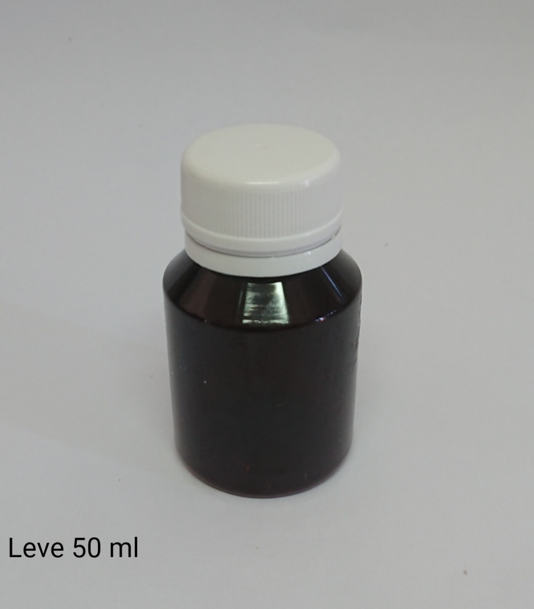 Envases Plásticos Pet 50 Ml Color  C/tapa ( 100 Unidades)