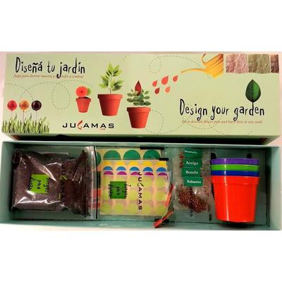Arma y dise a tu jardin decora macetas y aprende a sembrar - Disena tu jardin ...