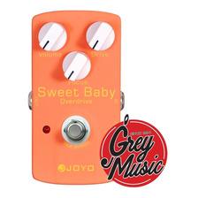 Pedal De Efecto Overdrive Joyo Jf36 Sweet Baby Overdrive