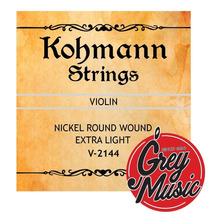 Cuerda Suelta Kohmann 2da La A De Violin 4/4 Kv2144