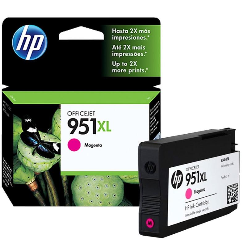 HP 951XL Magenta Officejet Ink Cartridge